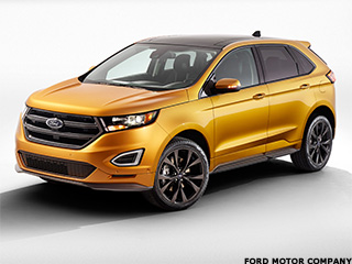 Take a Look at the New Ford Edge