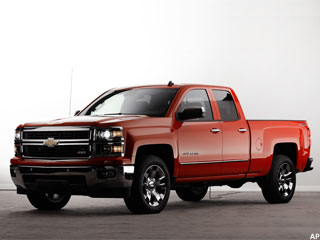 Next for GM: New Luxury Pickup, Lower Earnings, Flat Share Price