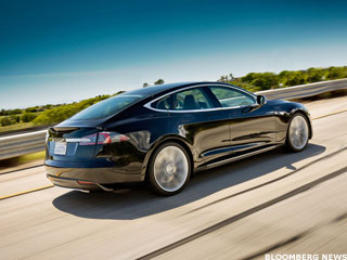 Tesla: 'America's 4th Automaker' (Update 1)