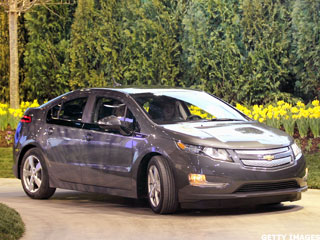 The Chevy Volt 2.0 Nears Production -- Long Live the Electric Car King!