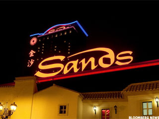 Las Vegas Sands: The Tables Have Turned