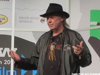 Neil Young and the Damage Done