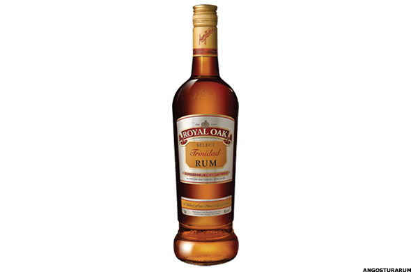 Royal Oak Trinidad Rum