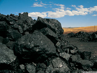 Investors Signal Now's the Time to Buy Coal
