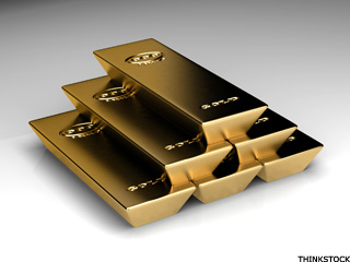 Gold Prices Sink on Upbeat Jobs Report