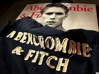 Why Abercrombie is up this morning