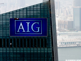 AIG Buybacks Getting a Little Stressed: Street Whispers