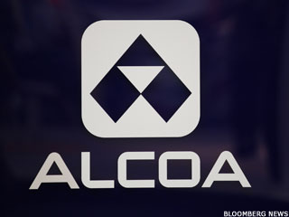 Alcoa's Down but Not Out