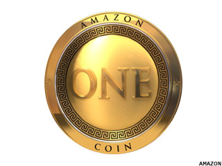 Amazon Launches Virtual 'Coins'
