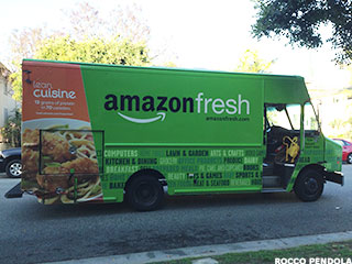 Amazon, Google and Same-Day Delivery Minus Profits