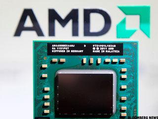 AMD Slides on Weak Revenue
