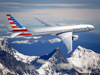 Take a Look at American Airlines' New Colors
