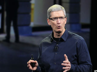 Apple CEO: 'Record' Demand for New iPad