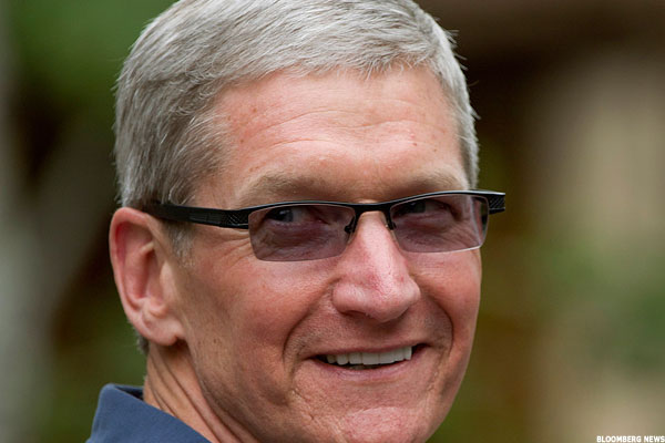 Tim Cook's Big Week: Tech Weekly