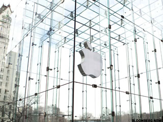 Apple, IBM Earnings Blog