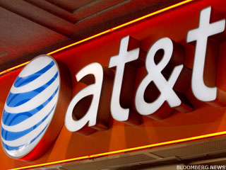 AT&T Narrows Loss as Smartphones Fly Out the Door