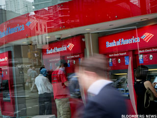 As Markets Hit Highs, a Technical Look at Bank of America, Six Others Set to Report