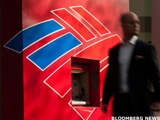 Justice Department Sues Bank of America for Mortgage Fraud (Update 1)