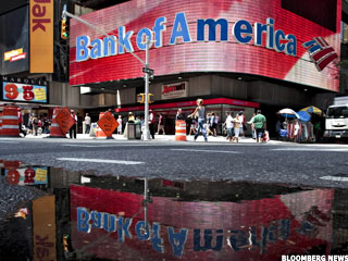 Financial Winners and Losers: BofA