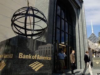 Bank of America: Federal Reserve Loser