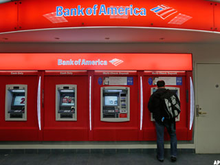 Stop Buying Bank of America: Credit Suisse (Update 1)