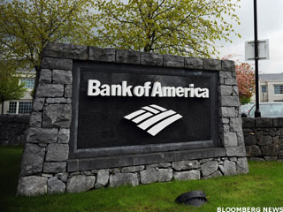 Bank of America Leads Sector on 'JPMorgan Day'