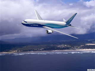 Boeing Applauds China Deal