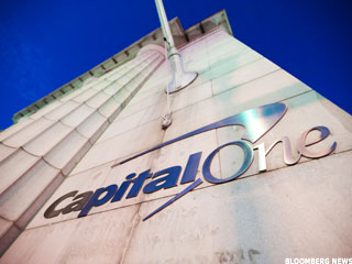 Capital One's Earnings Suffer From Seasonal Affective Disorder (Update 1)