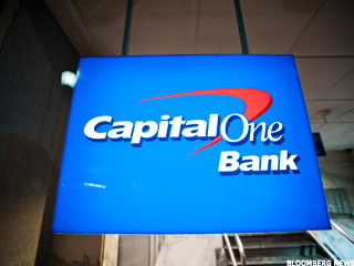 Capital One: Financial Loser