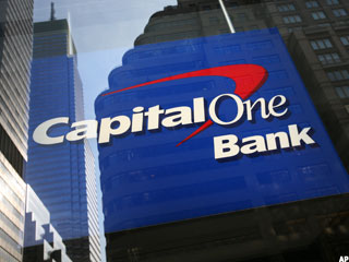 Capital One: Credit Quality Loser