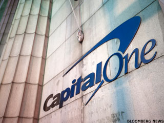 Capital One: Bank Stress Test Winner