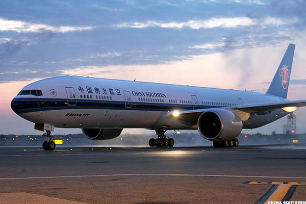China Southern At Last Flies To New York Thanks To Its