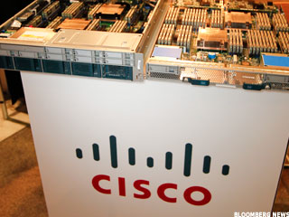 Cisco Plunges on Weak Sales Forecast