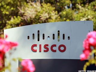 Cisco Shares Climb on $1B Cloud Investment