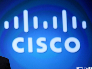 Cisco Grows Where Others Can't