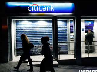 Citigroup Bloodbath: $1 Billion Charge, 11,000 Jobs Cut and 84 Branches Gone (Update 3)