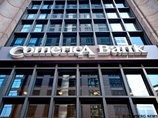 Comerica: Financial Winner