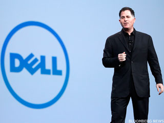 Dell Tries to Keep Its Grip on China