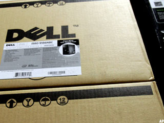 Dell Trips on Revenue Miss