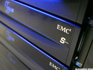 EMC, Once a Rising Star, Dims as Industry Slows