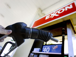 Exxon Mobil's Back to Growth