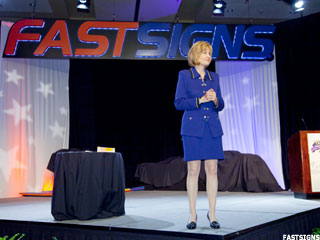 Fastsigns CEO Catherine Monson: Five Traits to a Successful Career
