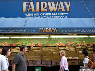 New York's Fairway Surges on Whole Food Dreams