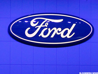 Ford Keeps Growing in China