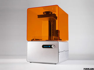 Kickstarting the 3-D Printing Evolution