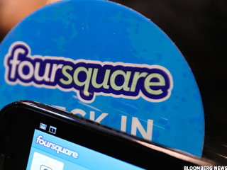 Apple's Out to Kick Google's Maps With Foursquare (Update2)