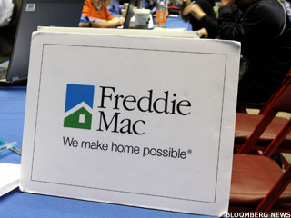 Freddie Mac To Pay $30 Billion Dividend To Treasury in December (Update 1)
