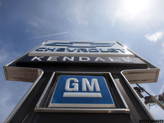 GM Reports First Quarter Profit