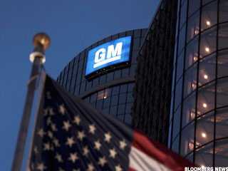 GM Called a Hold by Standard & Poor's