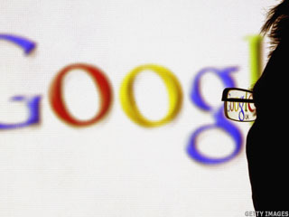 Google Shares Down On Mixed Results